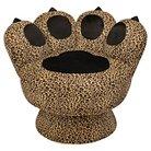 Paw Chair Leopard - LumiSource