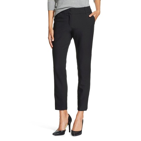 Women's Tailored Dressy Pant - Mossimo : Target