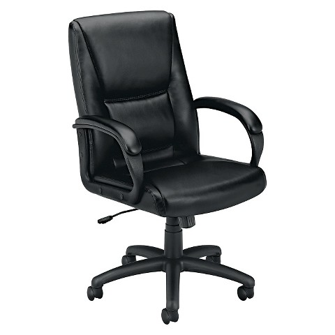 basyx office chair black product details page