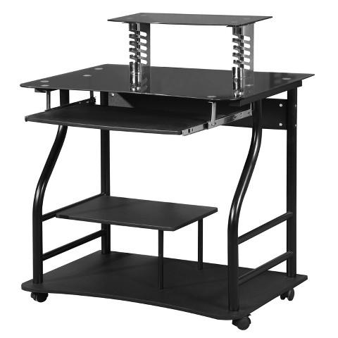 Computer desk black home source target - Computer table target ...
