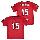 Georgia Bulldogs Boys Jersey XS