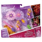 Disney Princess Little Kingdom Rapunzel Pretty Hair Palette