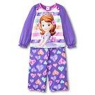 Disney® Sophia the First Toddler Girls' 2-Piece Pajama Set Purple