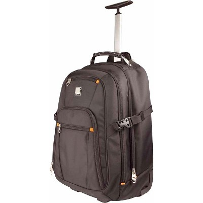 "Urban Factory 15.6"" Union Trolley Backpack V2 for Laptop - Black (VQ9954)"