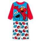 Toddler Boys' Sesame Street Pajama Set
