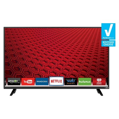 "VIZIO 32"" Class 1080p 120Hz Full-Array LED Smart TV - Black (E32-C1)"