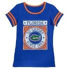 Florida Gators Girls Foil T-Shirt M