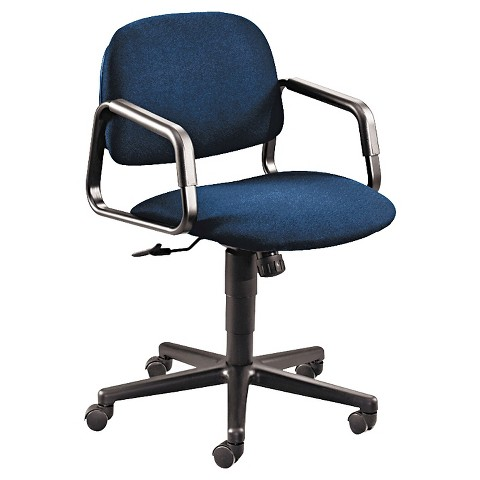 hon office chair blue black product details page