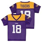 LSU Tigers Toddler Jersey 2T