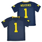 Michigan Wolverines Boys Jersey XL