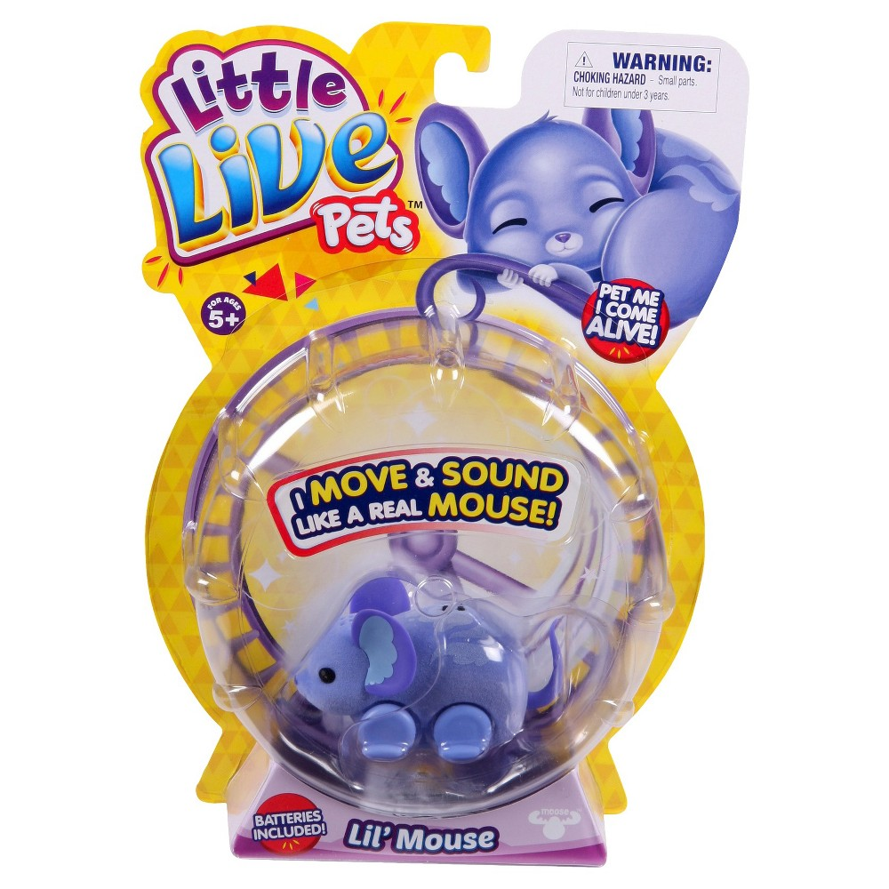 Little Live Pets Lil Mouse Single Pack - Staria