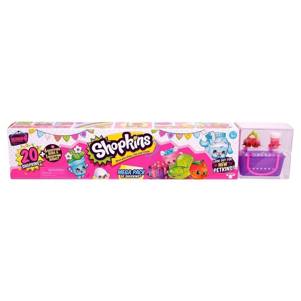 Shopkins Season 4 Mega Pack