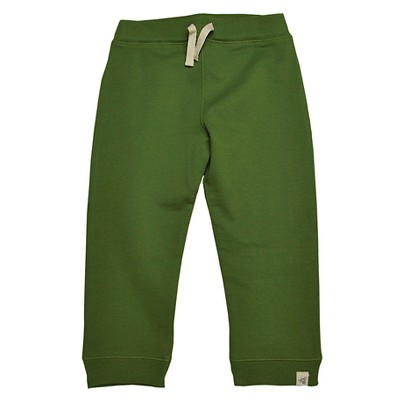 Burts Bees Baby™ Newborn Boys' Terry Sweat Pant - Moss 3-6 M