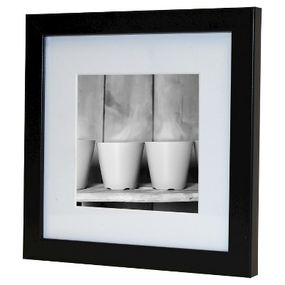 "4""x4"" Frame Black - Room Essentials™"