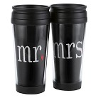 Mr. & Mrs. Coffee Tumblers