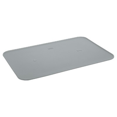 Small Dog Feeding Mat Gray - Boots & Barkley™