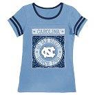 North Carolina Tar Heels Girls Foil T-Shirt L