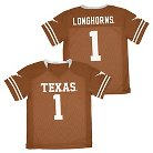 Texas Longhorns Boys Jersey XS