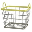 Wire Milk Crate Large Lime - Pillowfort™