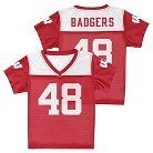 Wisconsin Badgers Toddler Jersey 2T