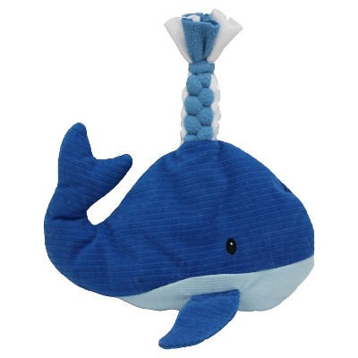 Whale Dog Toy - Boots & Barkley™
