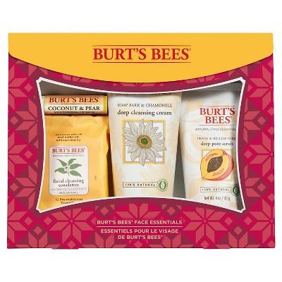 Burt's Bees Gift Set Face Essential