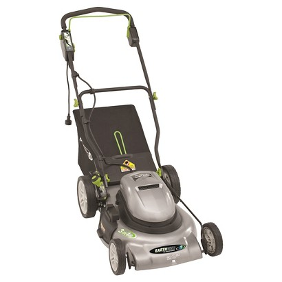 Earthwise Corded 20 Inch 3-in-1 Lawn Mower