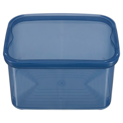 Plastic Bin Small Navy - Pillowfort™