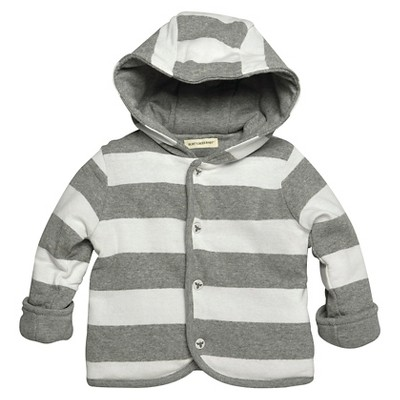 Ecom Gender Neutral Fashion Jackets Burt's Bees Baby 3-6 M Snowball White