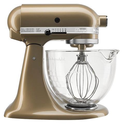 KitchenAid® Artisan Design Series 5 Qt Stand Mixer product details