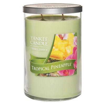 Yankee Candle Tropical Pineapple 2Wick 22oz