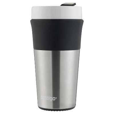 Contigo® Knox 16oz Ceramic Tumbler - Silver