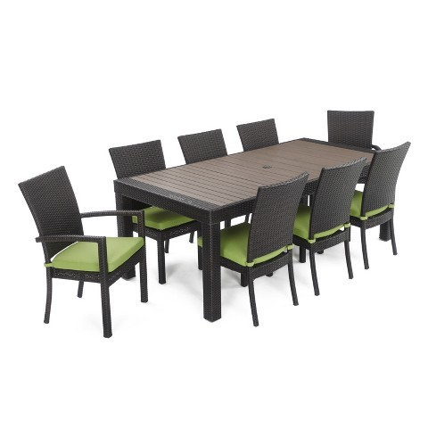 rst brands deco 9 piece dining set product details page