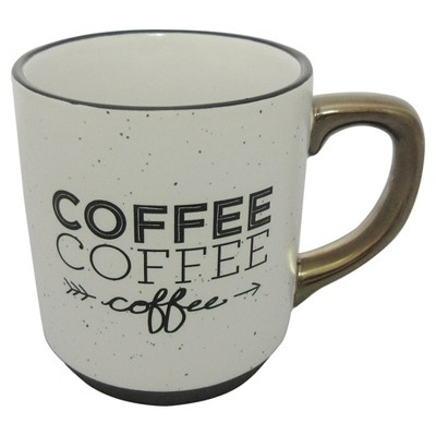 Threshold Speckle Mug - Coffee Coffee Coffee