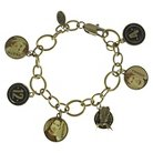 Hunger Games Catching Fire Movie Charm Bracelet