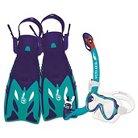 Body Glove Snorkel Set for Kids - Multicolored (L/XL)