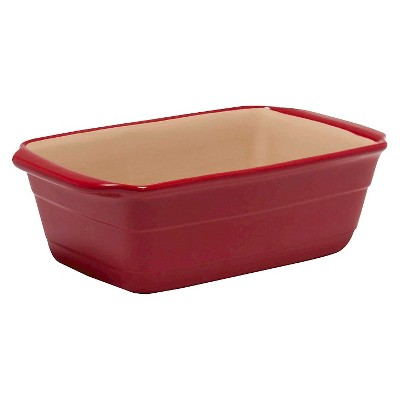 """NaturalStone™ Loaf Pan Red 9.5"""" x 5.25"""""""