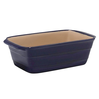 "NaturalStone™ Loaf Pan Midnight 9.5"" x 5.25"""