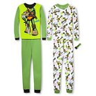 Boys' TMNT Pajama Sets