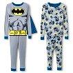 Dc Comics Boys' Pajama Sets