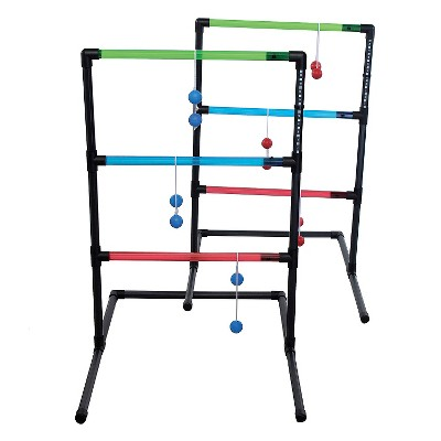 Triumph Sports USA LED Ladder Ball Toss Set