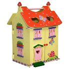 Fantasy Fields Magic Garden Hand Carry Doll House