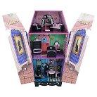 Teamson Kids Vampire Villa Coffin Doll House With 7pcs Figurine