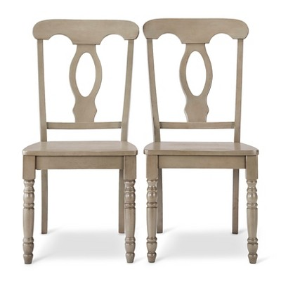 Napoleon Dining Chair - Moss (Set of 2)