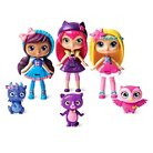 """Little Charmers 3"""" Small Doll 3 Pack"""