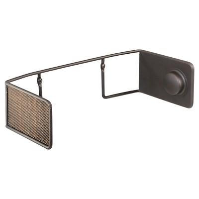 "InterDesign Twillo Wall Mount Paper Towel Holder - Bronze (14"")"