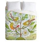 DENY Designs Cori Dantini Community Tree Lightweight Duvet Cover