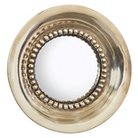 Decorative Wall Shefford Mirror - Brushed Nickel