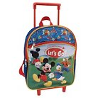 Disney Mickey Mouse Rolling Backpack