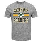 Green Bay Packers Men's Marled T-Shirt M